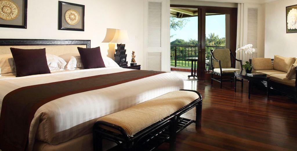 Faites de beaux rêves en chambre Singaraja