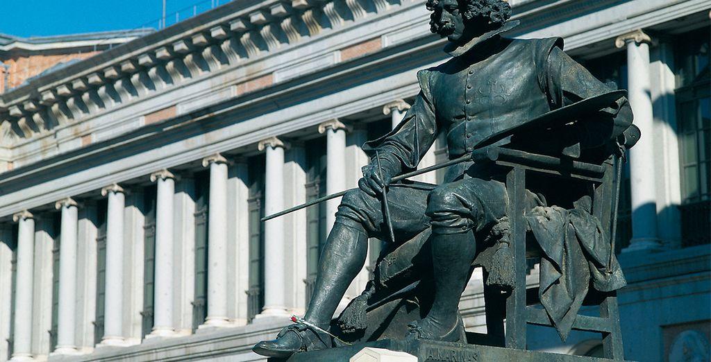 Visitez le musée du Prado...
