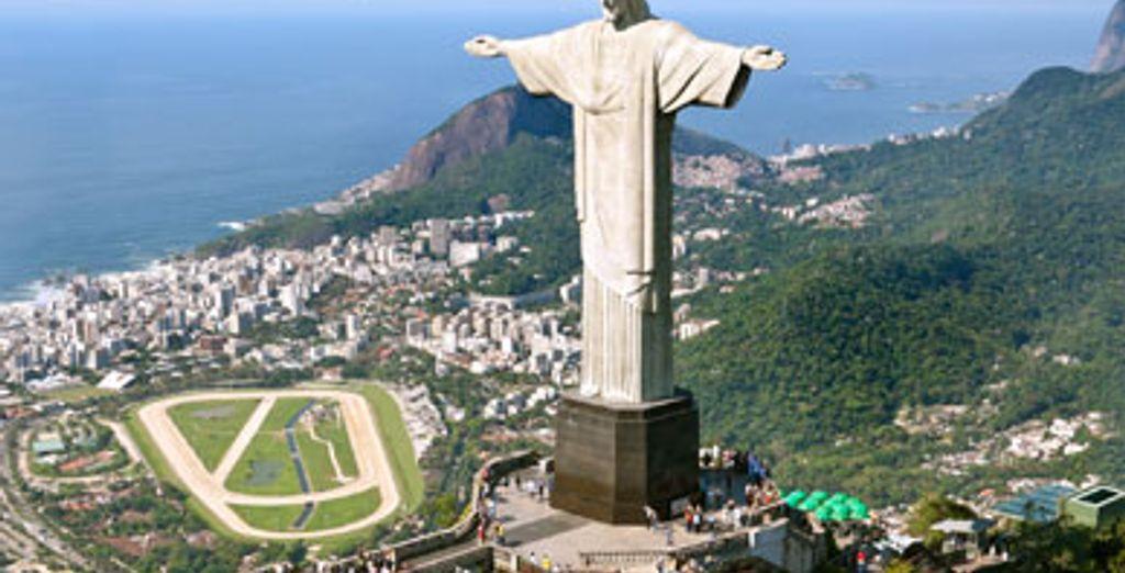 - Circuit Découvertes brésiliennes: Salvador, Rio et Amazonie / 7 ou 10 nuits - Rio de Janeiro - Brésil Rio De Janeiro
