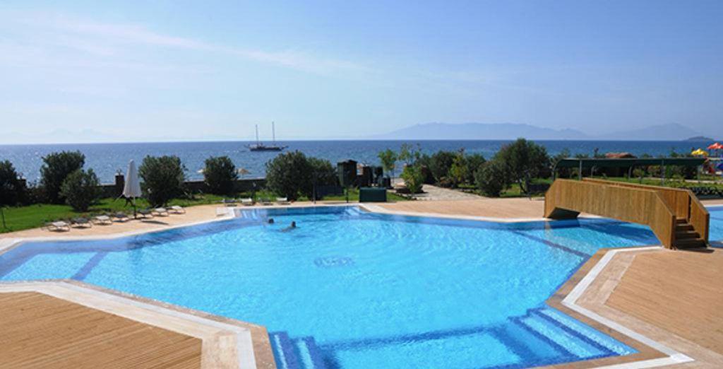Bienvenue à l'Angora Beach sous le soleil de Turquie - Hôtel Angora Beach Resort 4* Sup Izmir