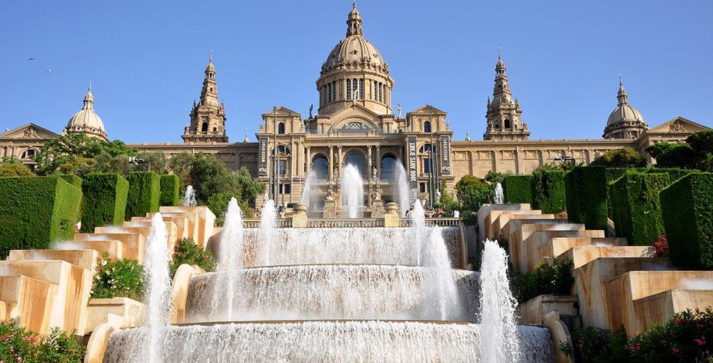 Avant de partir visiter les charmes de la capitale catalane