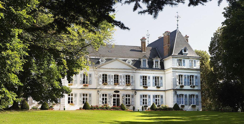 Bienvenue au Château de Divonne