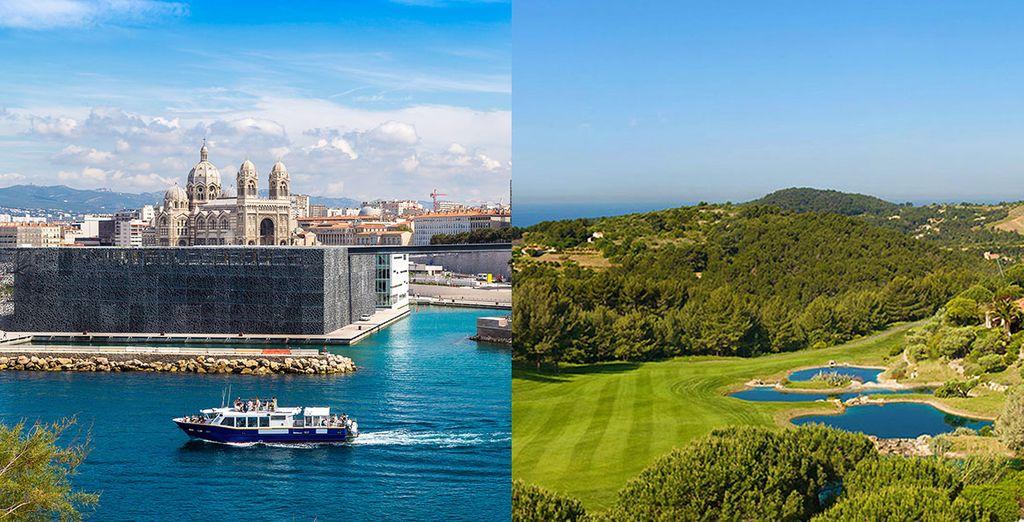 La Côte d'Azur avec Voyage Privé