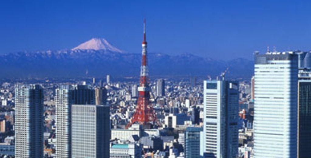 - Hilton Tokyo **** - Tokyo - Japon Tokyo