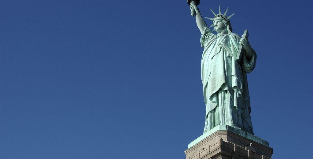 Préparez-vous à explorer la ville de New York!