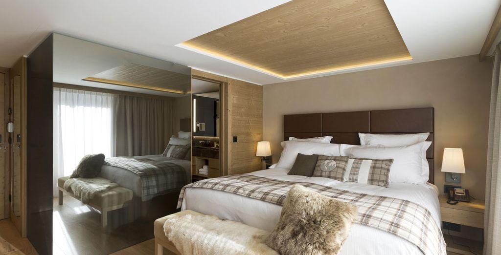 Hôtel de luxe en Suisse, sélectionné par Voyage Privé