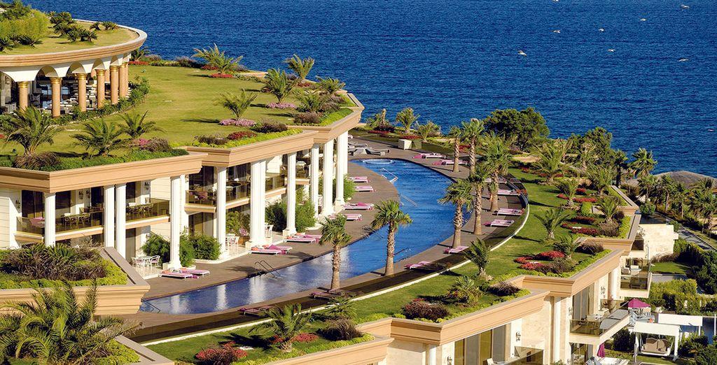 The 5* Bodrum Paramount Hotel & Resort
