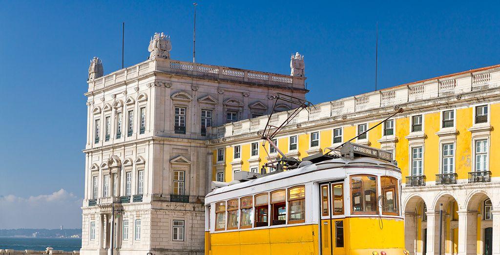 Offrez-vous une escapade à Lisbonne - Pousada de Lisboa 5* Lisbonne