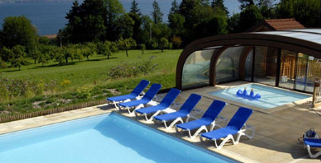 - Résidence Les Chalets d'Evian - Evian Les Bains - France Evian Les Bains