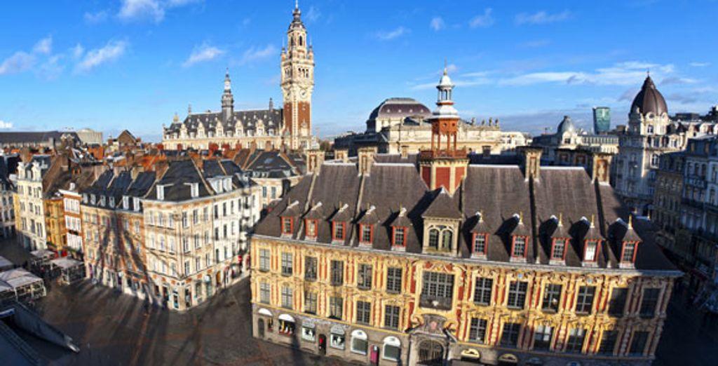 Lille - Hôtel Barrière Lille ***** Lille