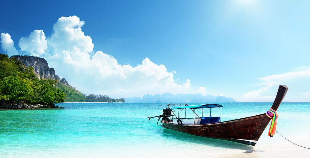 ...Sous le soleil de Phuket !