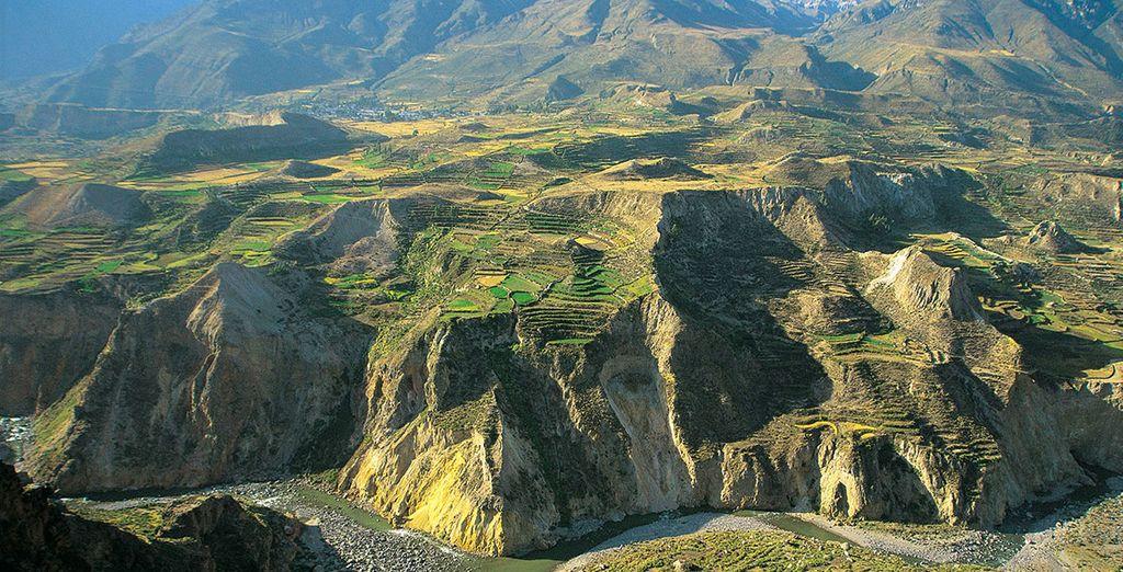 Par les paysages spectaculaires du Pérou - Circuit L'intégrale du Pérou en 7, 10 ou 13 nuits Lima