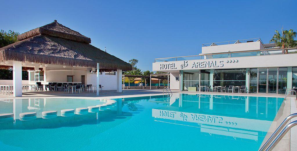 Installez-vous confortablement au Sweet Hotel Els Arenals - Sweet Hotel Els Arenals 4* Sagunto
