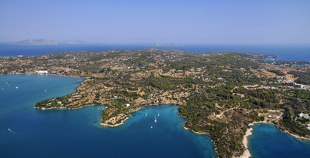 La Grèce et ses merveilles n'attend que vous