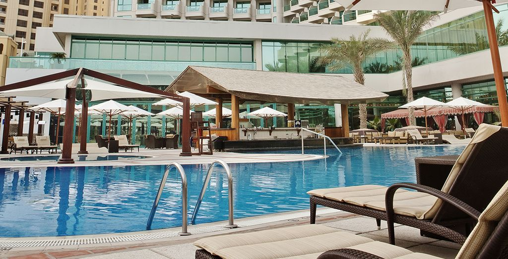 Découvrez votre hôtel 4* Hilton Dubaï The Walk