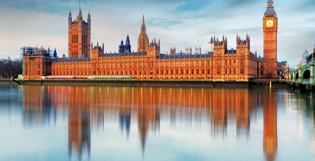 Hôtel Mystère 5* à Londres