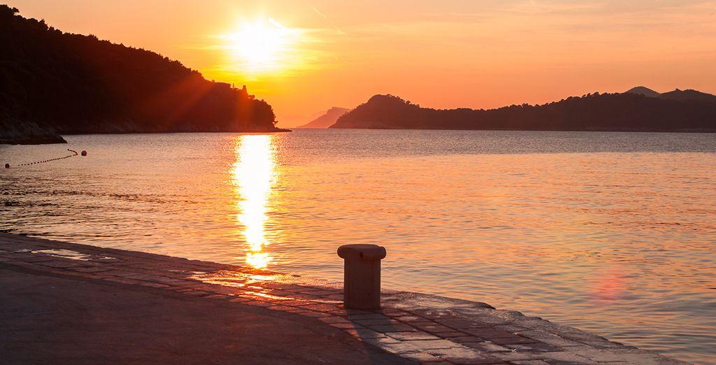 Excellent séjour sur l'île Lopud !