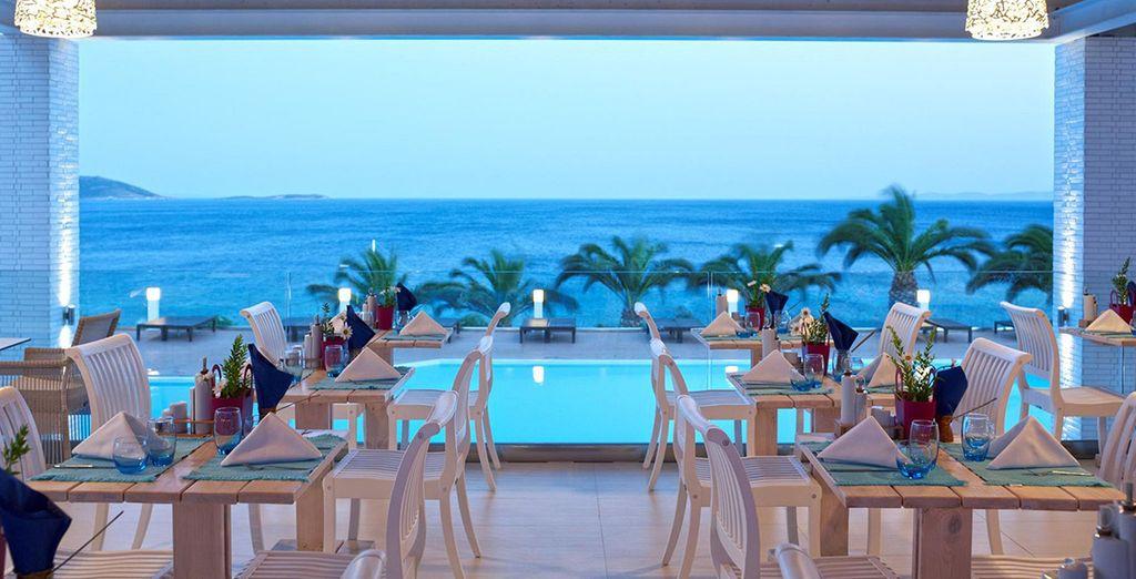 Excellent séjour au Protéas Blu, le plus bel hôtel de l'île