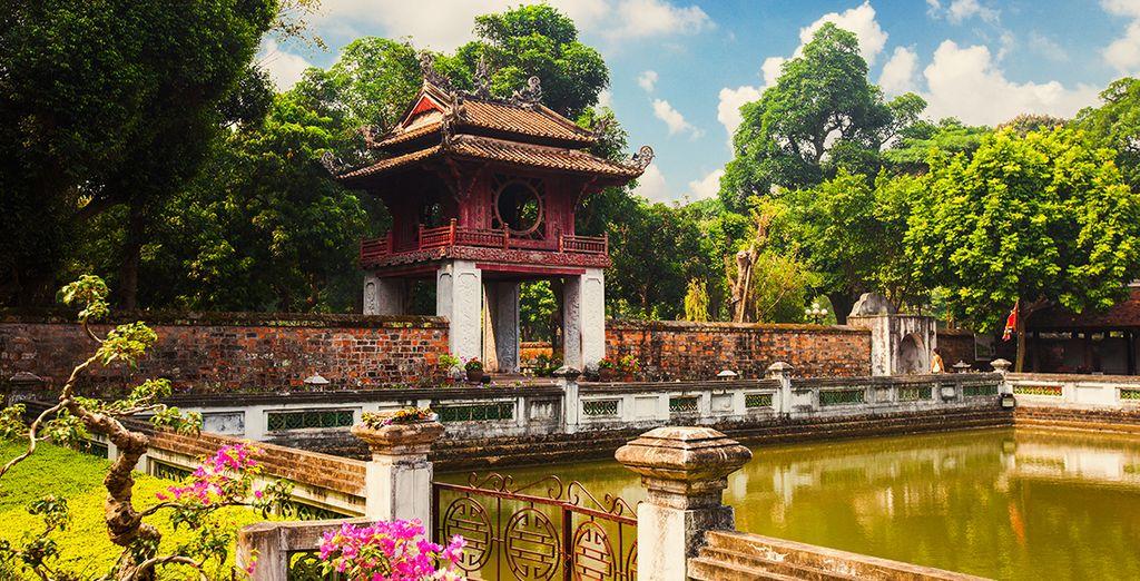 Au coeur de l'Asie et de ses joyaux - Rivages du Vietnam - 12 jours / 11 nuits Hanoi
