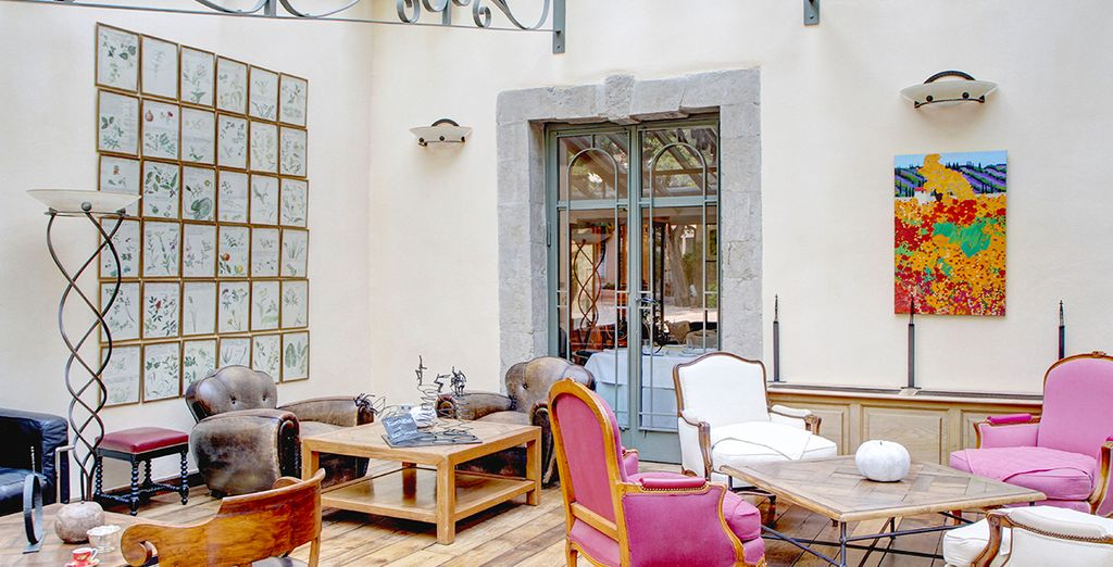 Une demeure au charme typiquement provençal