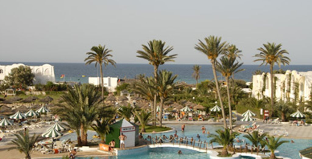 - Hôtel LTI Holiday Beach **** - Djerba - Tunisie Djerba