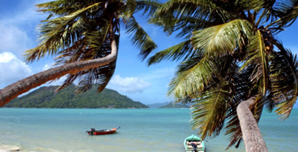 - Croisière Praslin Dream aux Seychelles - Mahé - Seychelles Mahe Island