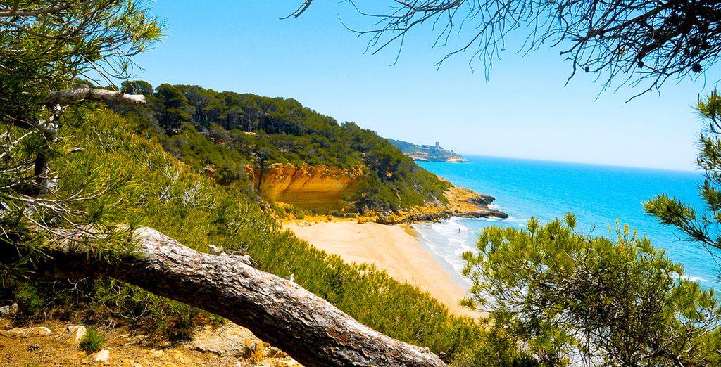Et ses belles plages