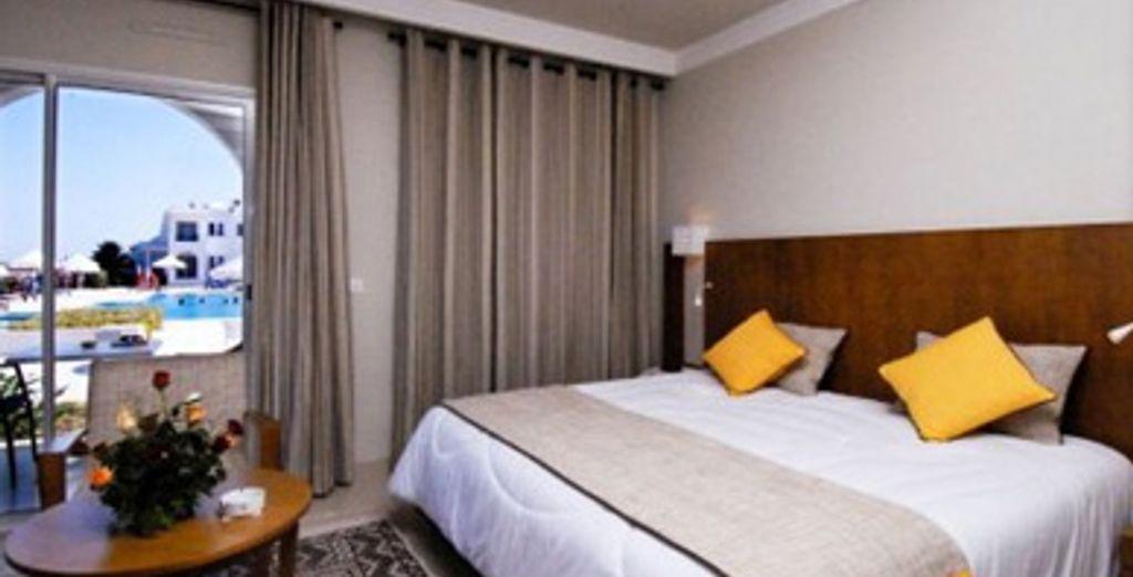 - Hôtel Vincci Helios **** - Djerba - Tunisie Djerba