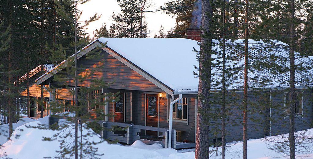 Séjournez dans une habitation cosy