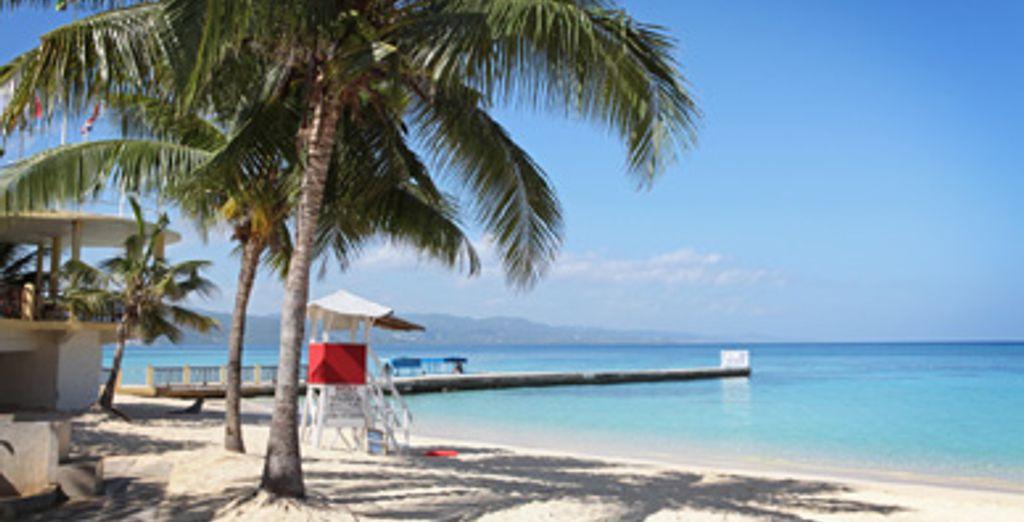 - Sunset Beach Resort & Waterpark **** - Montego Bay - Jamaïque  Montego Bay