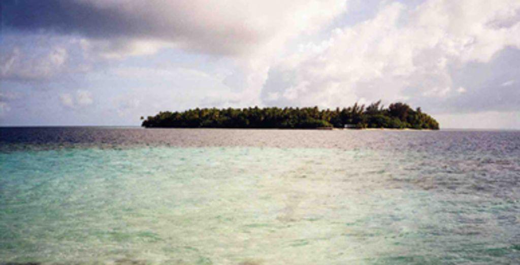 - Combiné Sri Lanka - Maldives :