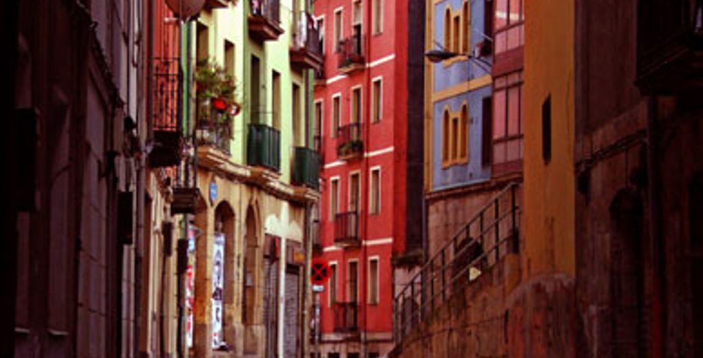 - Hôtel NH La Avanzada **** - Bilbao Bilbao