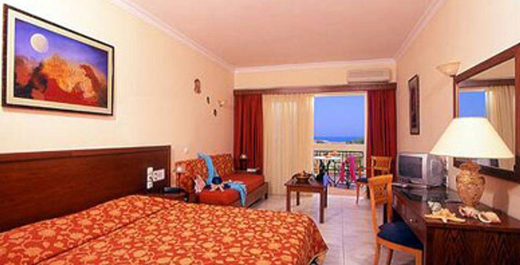 - Hôtel Selini Suite **** - Kolimbari - Crète Heraklion