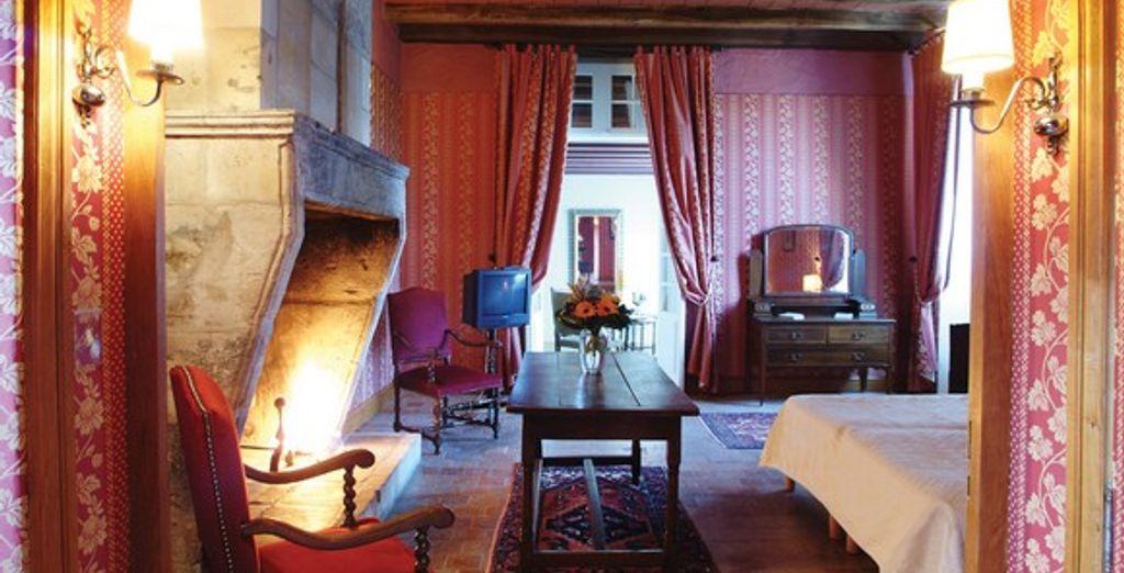 La chambre Château Supérieure
