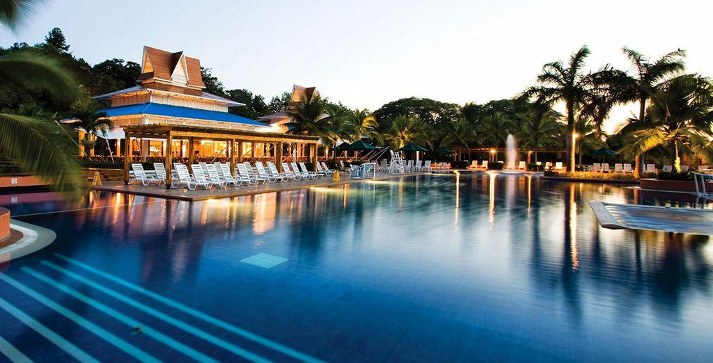 Préparez-vous à plonger au Panama... - Royal Decameron Beach Resort **** Farallon