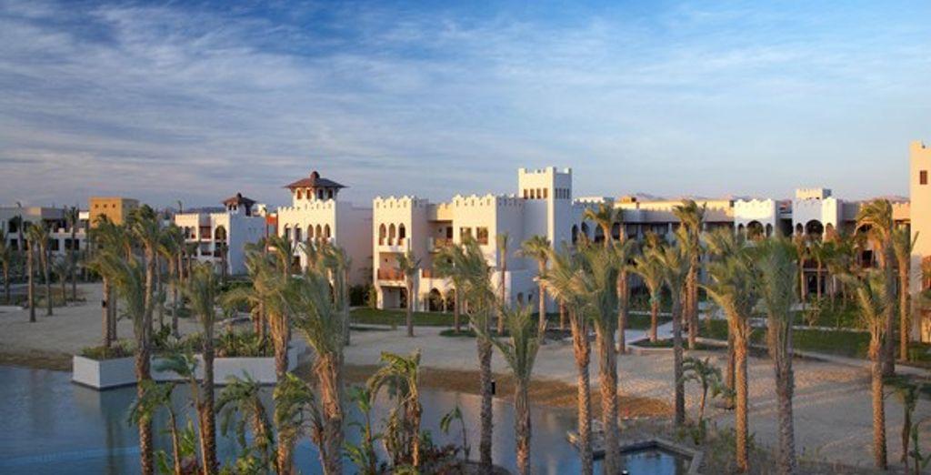 L'établissement - Hôtel Crowne Plaza Sahara Oasis ***** Marsa Alam