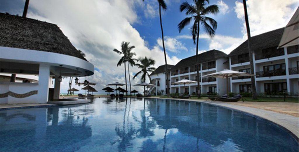 La piscine - DoubleTree by Hilton Resort ***** Zanzibar