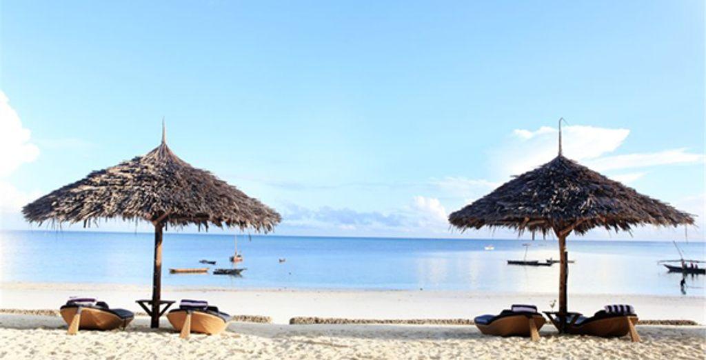 La plage - DoubleTree by Hilton Resort ***** Zanzibar