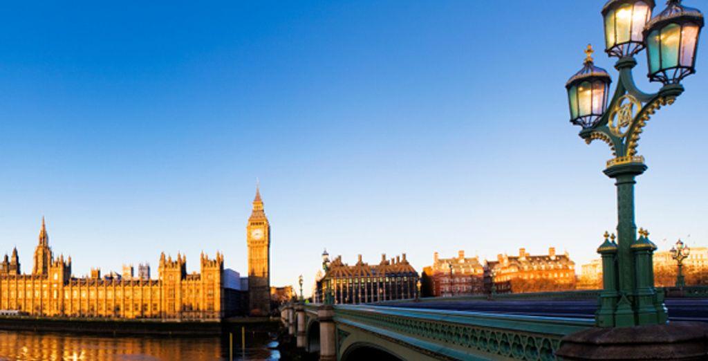 Le Big Ben - Millennium Gloucester **** Londres