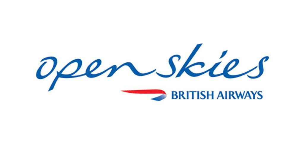 Le logo de la compagnie OpenSkies