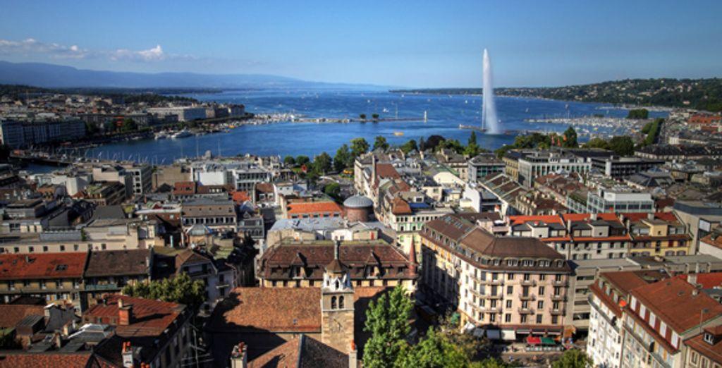 La ville de Genève