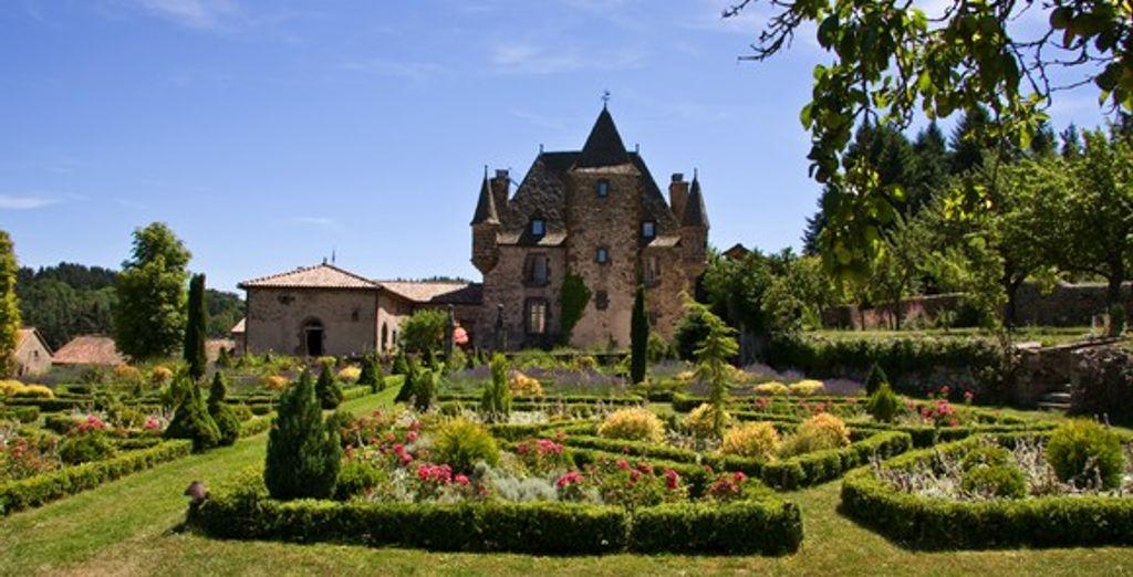 L'établissement - Château de Varillettes Saint-Georges