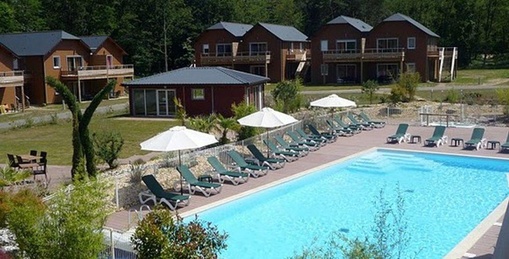 Bienvenue au relais du Plessis - Resort écologique & Spa Le Relais du Plessis Chaveignes