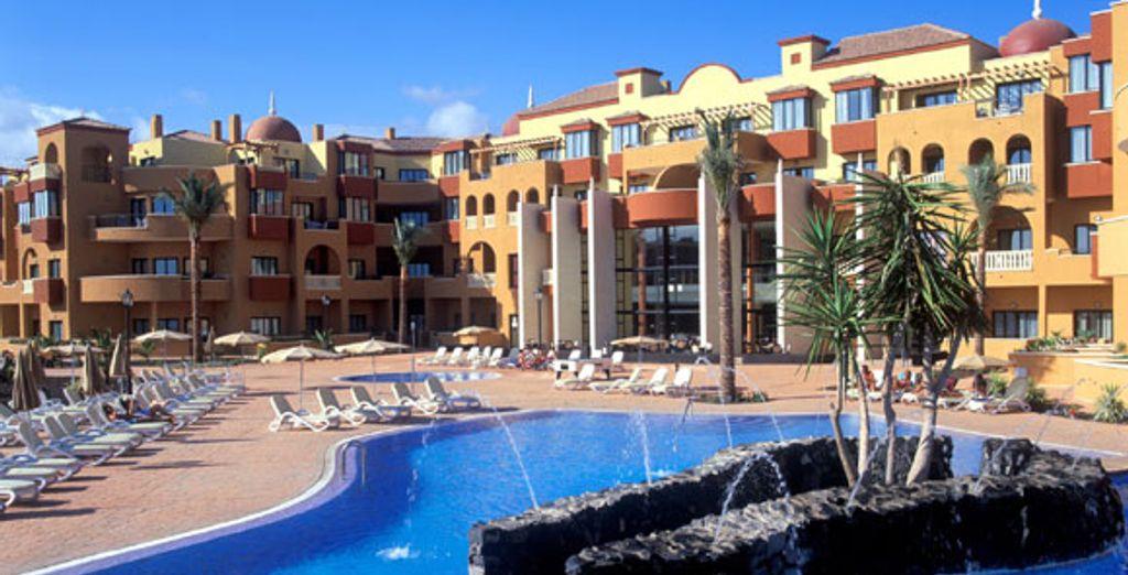 L'Hôtel - Appart-hôtel Cordial Golf Plaza **** Tenerife South