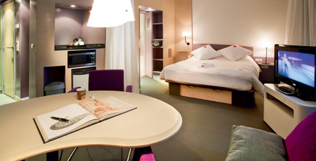 Une immense Suite... - Suite Novotel **** Marrakech