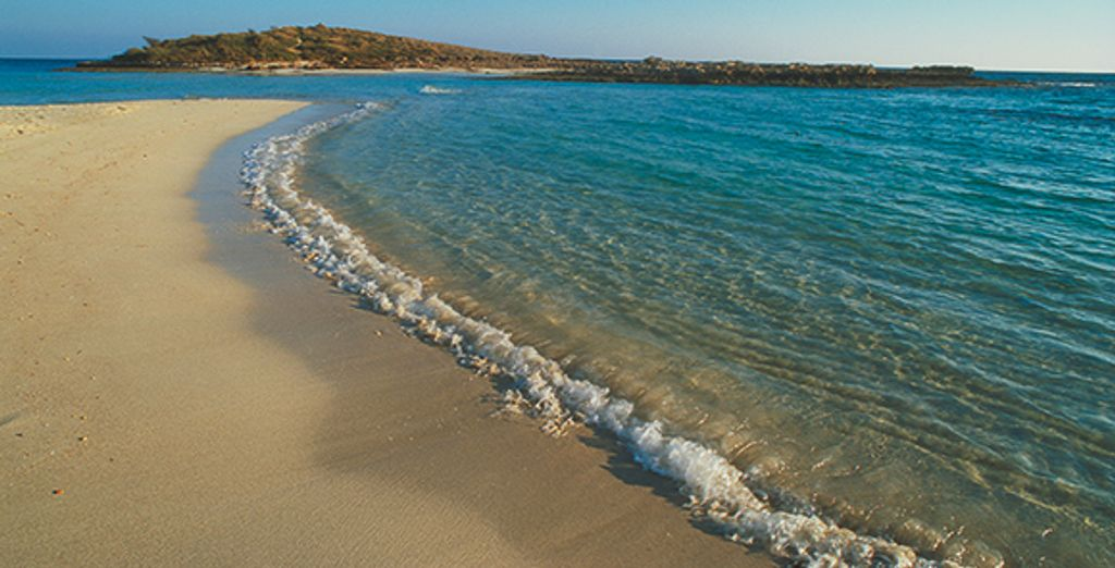 Sur une plage de Chypre... - Hôtel Kaya Artemis ***** Bafra