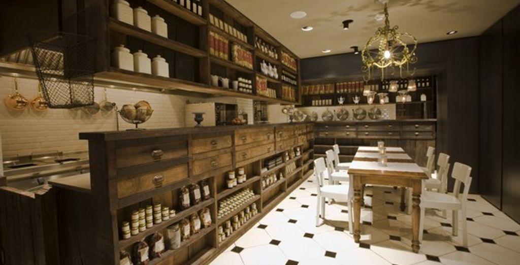 Le restaurant La Pescheria