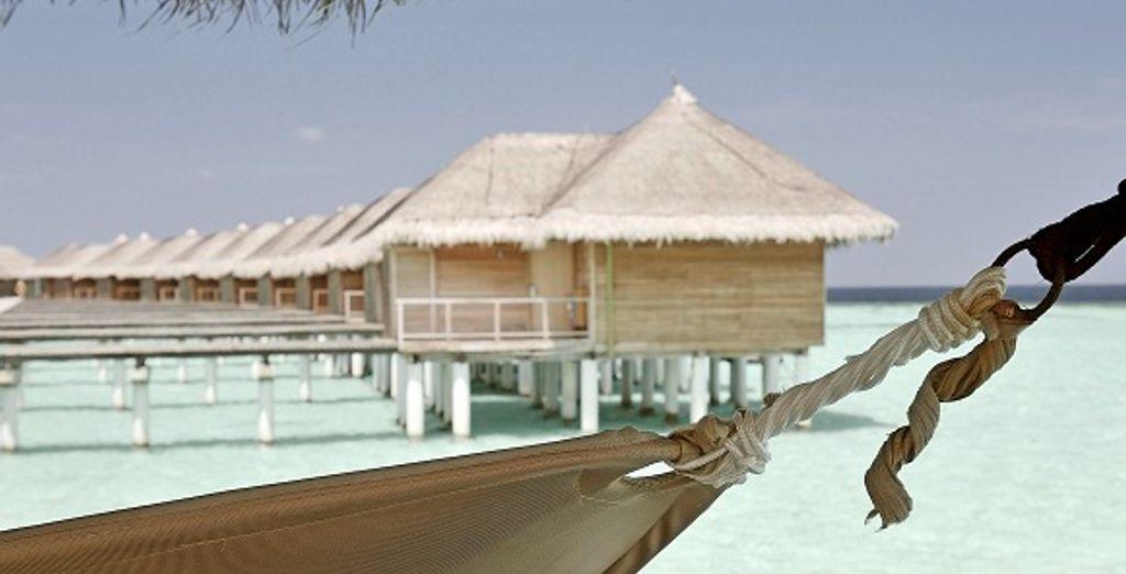 Comme dans vos rêves... - Maafushivaru Island Resort **** sup Malé