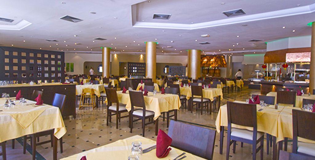 Dégustez les mets tunisiens proposés par le restaurant