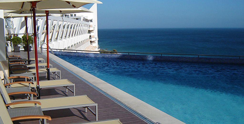 Découvrez le cadre somptueux de l'hôtel - Sesimbra Hôtel & Spa **** Sesimbra